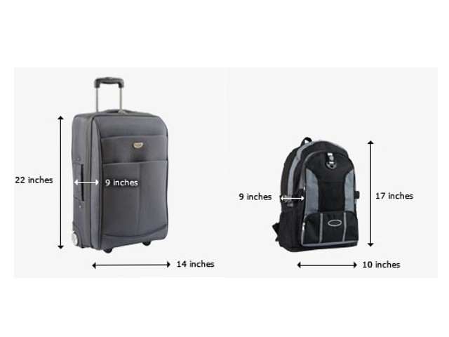 Changing Airline Carry On Baggage Sizes