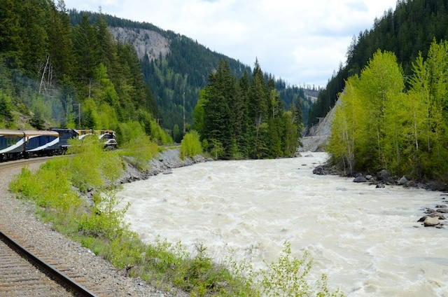 Rocky Mountaineer Trip