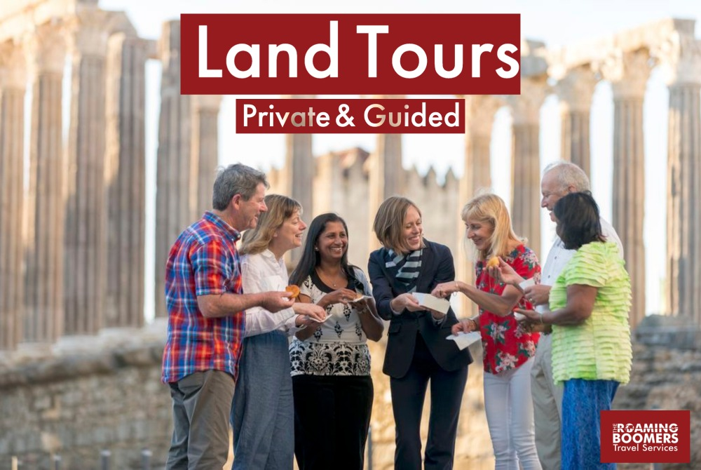guided and private land tours