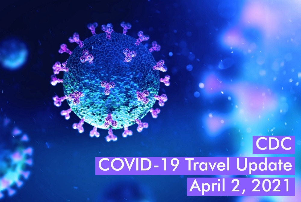 CDC Vaccinated People May Travel